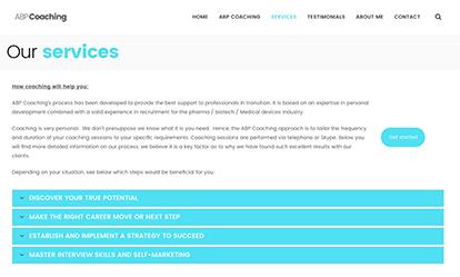 agence web en alsace mulhouse création site internet vitrine coachin consultant